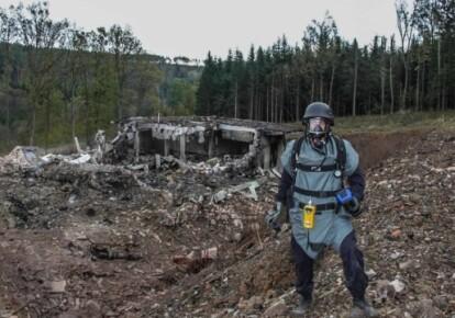 Взрыв в Врбетицях