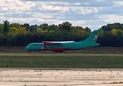 "Самолет авиакомпании ""Windrose"""