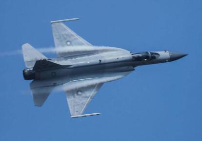 Пакистанско-китайский стребитель JF-17 Thunder. Фото: airliners.net