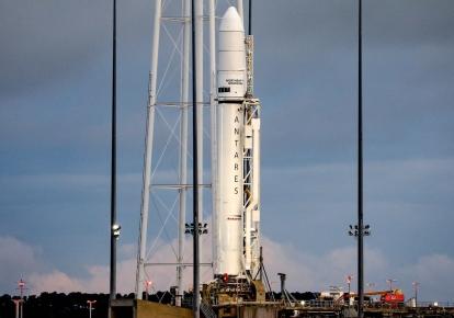 """У США відбувся другий у 2021 р. пуск ракети-носія середнього класу """"Антарес"""""""