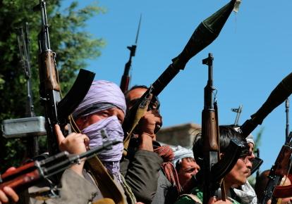 Очікується, що терористи використовуватимуть на свою користь захоплення влади в Афганістані талібами