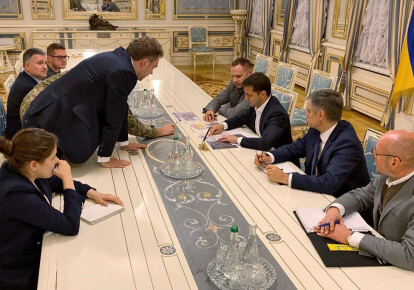 Фото: Офис президента