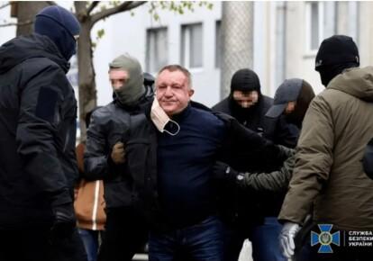 Служба безопасности Украины уволила генерал-майора Валерия Шайтанова. Фото: СБУ