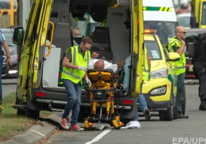 В новозеландском городе Крайстчерче в двух мечетях и городской больнице произошла стрельба