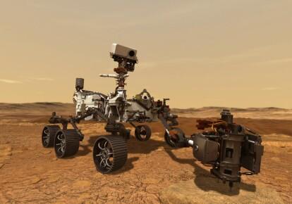 Марсохід покоління Perseverance/NASA