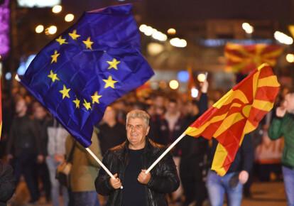 Болгарія заблокувала початок офіційних переговорів про вступ Північної Македонії до Євросоюзу