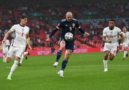 Англия и Шотландия не смогли забить в матче второго тура Евро-2020
