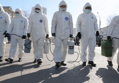 Китай заявляет о новом вирусе в Казахстане / Getty Images