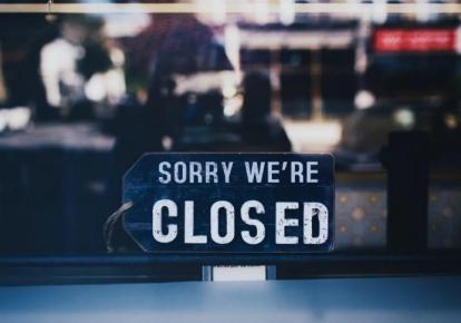 В Украине в 2020 году закрылось около 4 тысяч ресторанов из-за пандемии коронавируса