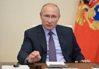 Владимир Путин в оккупированной Керчи примет участие в закладке новых российских боевых кораблей / EPA/UPG