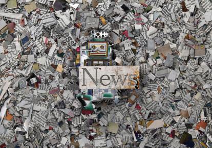 Уровень информационного шума достиг критической величины