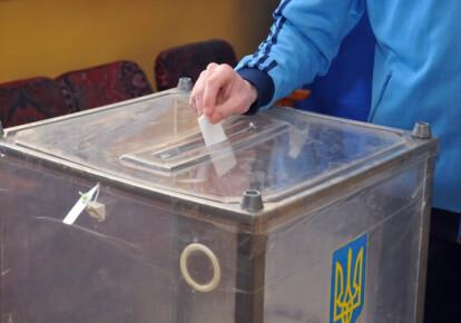 В Украине проходит второй тур выборов президента страны. Фото: УНИАН