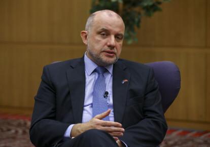 Юри Луйк заявил, что Эстония скептически относится к предложению Макрона начать переговоры с Россией. Фото: Getty Images