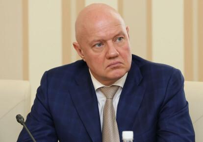 В Москве задержан заместитель главы аннексированного Россией Крыма Сергея Аксеновае Виталий Нахлупин
