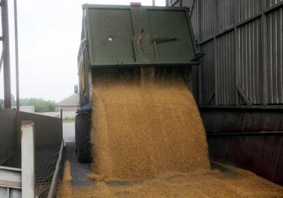 Экспорт зерновых ожидается в объеме 45,4 млн т