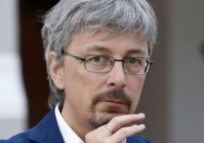 Министр культуры и информационной политики Александр Ткаченко