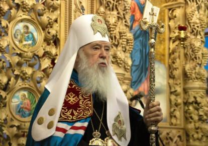 Святіший і Блаженніший Філарет I, Архиєпископ і Митрополит Києва святкує 90-річчя. Фото: УНІАН