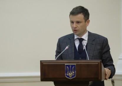 Министр финансов Сергей Марченко / УНИАН
