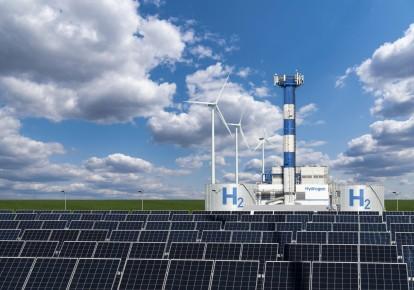 ЕС поможет Украине перестроить свою экономику и стать крупным производителем водорода