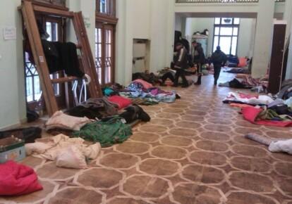 Последние представители Евромайдана покинули здание КГГА 4 июня