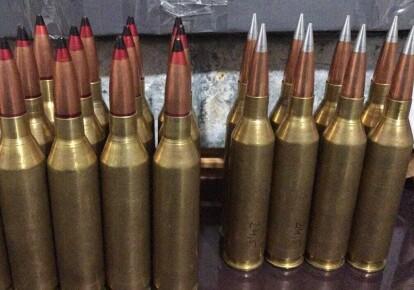 Высокоточные дальнобойные патроны 12,7х114 HL