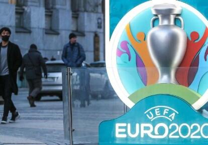 Коронавирус может помешать Британии провести чемпионата Европы по футболу, который был перенесен с лета 2020 году на 2021-й