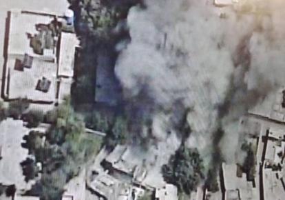 ВПС США завдали нових ударів по талібам в Афганістані