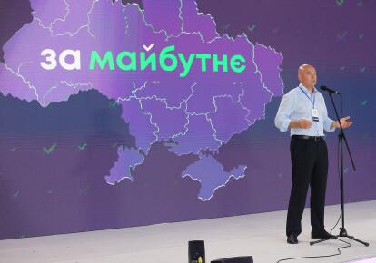 """Лідер партії """"За Майбутнє"""" Ігор Палиця"""