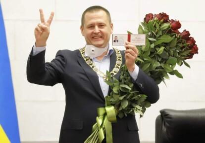 Мэр Днепра Борис Филатов / Facebook