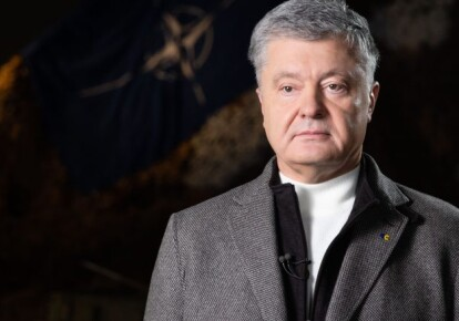 """П'ятий президент, лідер партії """"Європейська Солідарність"""" Петро Порошенко"""