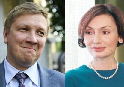 Андрей Коболев, Екатерина Рожкова / УНИАН, НБУ