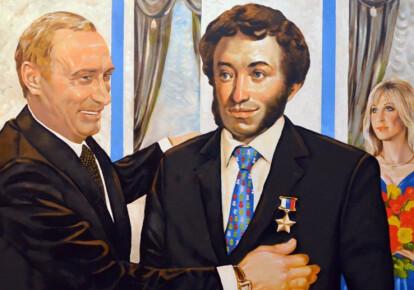 Картина російського художника Олексія Сергієнка