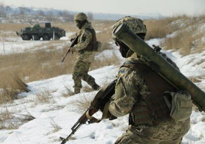 Фото: Операція об'єднаних сил / Joint Forces Operation / Facebook