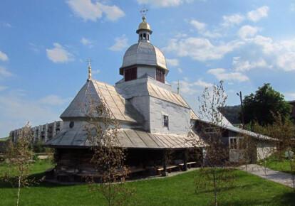 Церковь Св. Николая, Бережаны, Тернопольская обл. 1691 г.