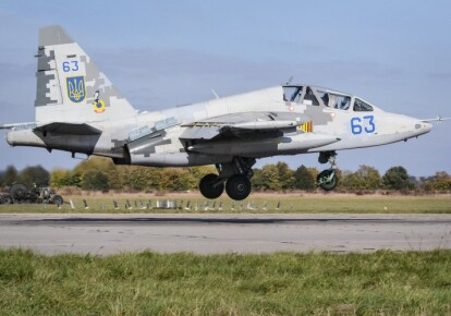 Літак Су-25