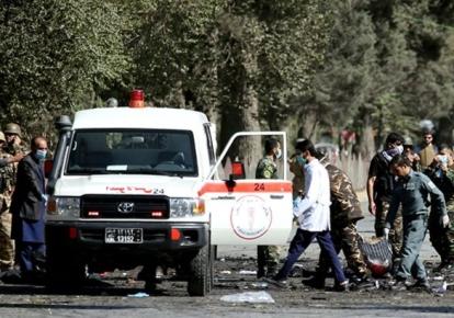 У Кабулі вибухнула бомба біля школи для дівчаток, десятки загиблих