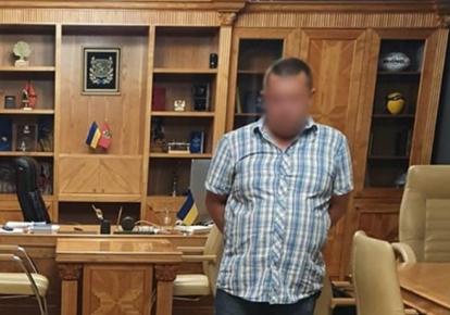 Заместителю главы Харьковского облсовета сообщили о подозрении