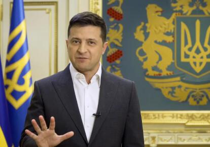 Владимир Зеленский анонсировал опрос, который будет проводится одновременно с местными выборами / скриншот