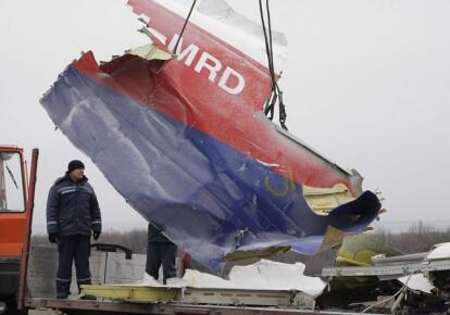 На месте крушения MH17. Фото: Getty Images