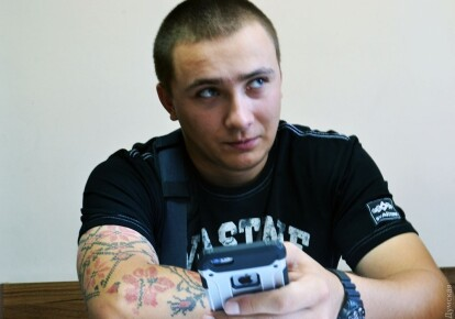 Сергей Стерненко, 2016 год