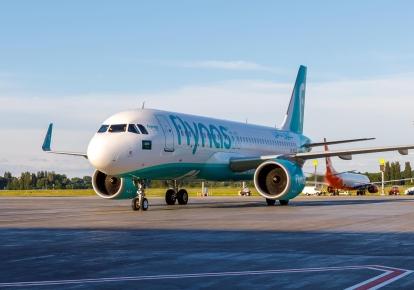 На аэропорт Борисполь приходится 60% всего авиапотока Украины
