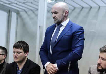 Суд арестовал Владислава Мангера с правом внесения залога. Фото:  radiosvoboda.org/