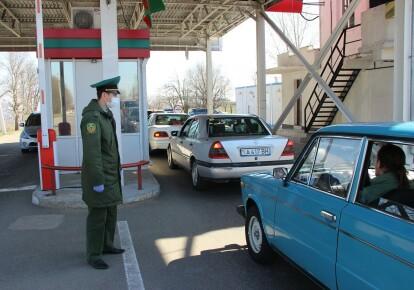 На границе Приднестровья / gospmr.org