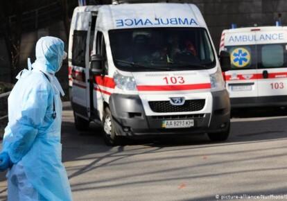У Києві 3 березня виявили понад 800 нових випадків COVID-19