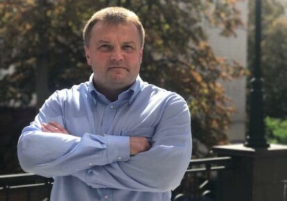 Вадим Денисенко, директор Украинского института будущего
