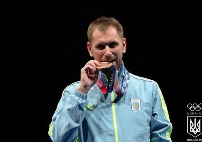 Шпажист Игорь Рейзлин – бронзовый призер Олимпийских игр в Токио
