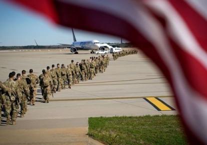 Військові США в Афганістані