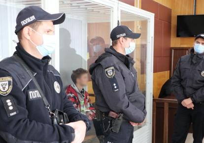 Деснянский районный суд Чернигова избрал меру пресечения подозреваемым