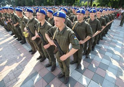 Военнослужащие Нацгвардии