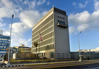 Посольство Соединенных Штатов Америки в Гаване